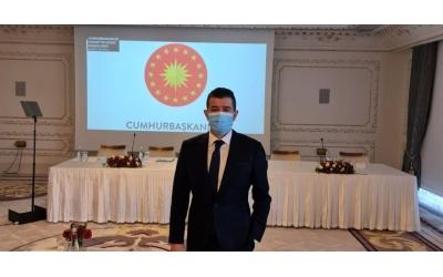 MADEN SEKTÖRÜ TALEP VE ÇÖZÜM ÖNERİLERİNİ CUMHURBAŞKANI'NA SUNDU