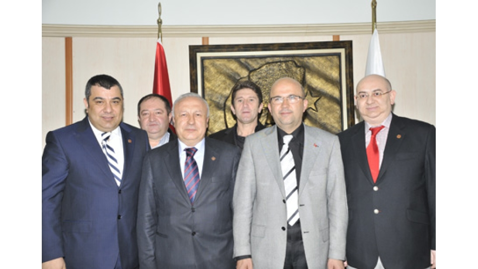 AFSİAD Başkanı Demirayak Protokol ziyaretlerine başladı- Gazete3 - 07.Nisan.2009