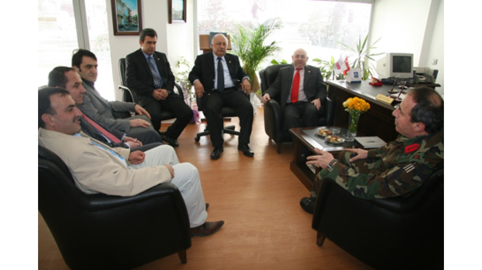 Tuğgeneral Ocak''tan Demirayak''a ziyaret - Gazete3- 11.Nisan.2009