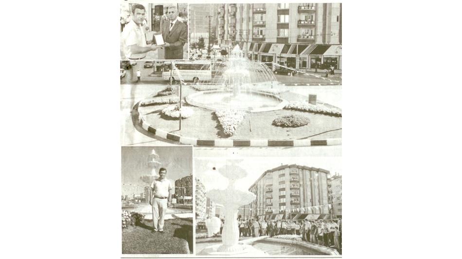 ŞEHİTOĞLU''NDAN AFYON''A HEDİYE - Kocatepe Gazetesi- 01.Temmuz.2008