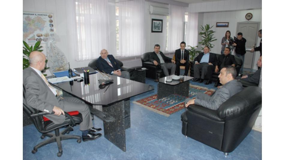 'AFSİAD''dan Türkmenli''ye ziyaret - Gazete 3 - 03.Şubat.2010',